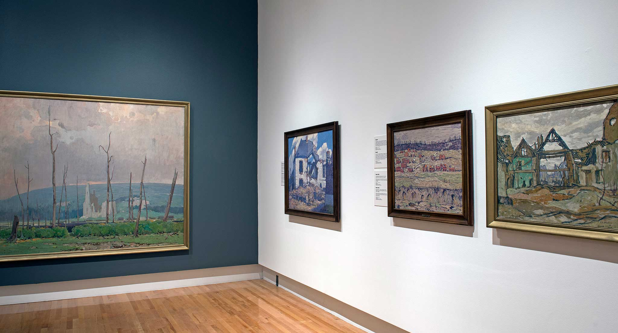 Witness: Canadian Art of the First World War