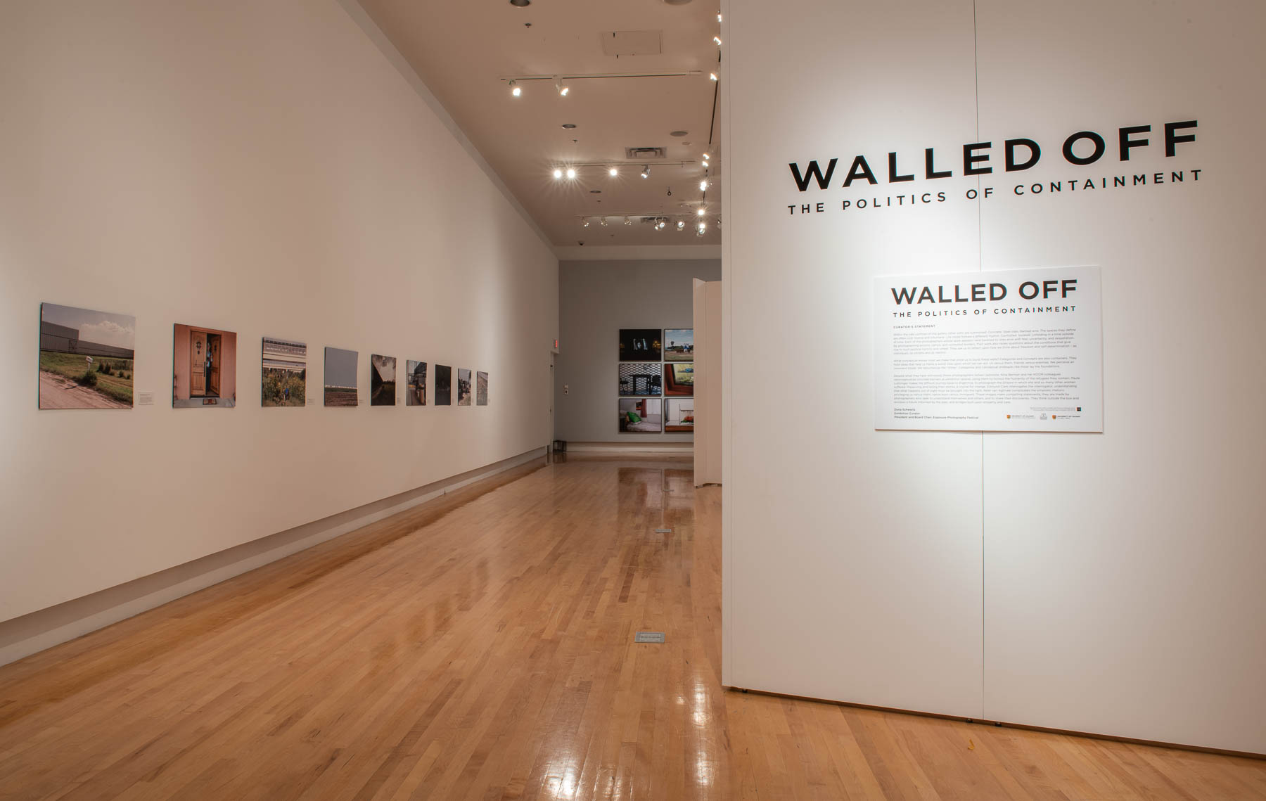 Walled Off, Founders' Gallery