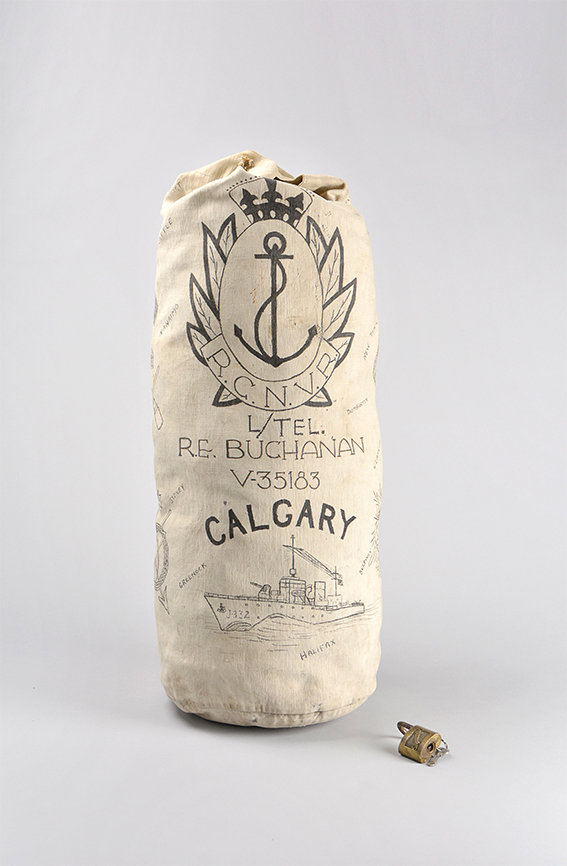 Second World War, Collection of Naval Museum of Alberta, Calgary, Alberta, F1997.0043.001